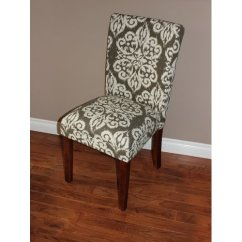 Parson Chair Covers Walmart Hooked Pad Patterns 4d Concepts Itaki Parsons - Walmart.com