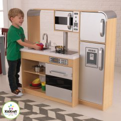 Kitchen Kid Remodeling Projects Kidkraft Ultimate Chef S Walmart Com