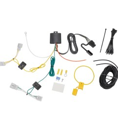 tekonsha 118775 trailer wiring connector t one t one connector assembly with upgraded circuit protected modulite hd module [ 1500 x 1500 Pixel ]