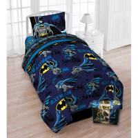 batman twin bed set - 28 images - 4pc dc comics batman ...