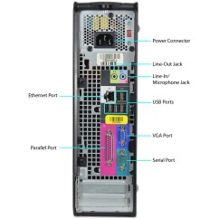 Dell Inspiron 530 Motherboard Diagram Mercury Smartcraft Wiring Diagrams Port Computer Elsavadorla