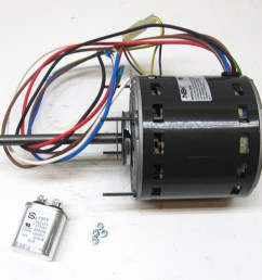 partsconnect hvac direct drive blower motor and capacitor pcd729 walmart com [ 2023 x 1784 Pixel ]