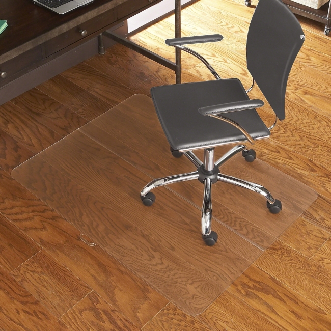 ES Robbins Chair Mat  Hardwood Floor Carpeted Floor