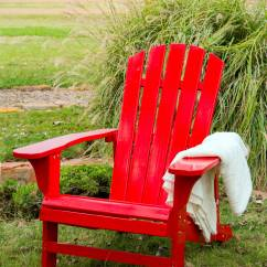 Red Adirondack Chairs Design Chair Usa Leigh Country Walmart Com Image 3 Of 5