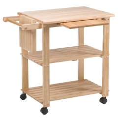 Utility Kitchen Cart Unfinished Base Cabinets With Drawers Solid Wood Microwave Carts  Bestmicrowave