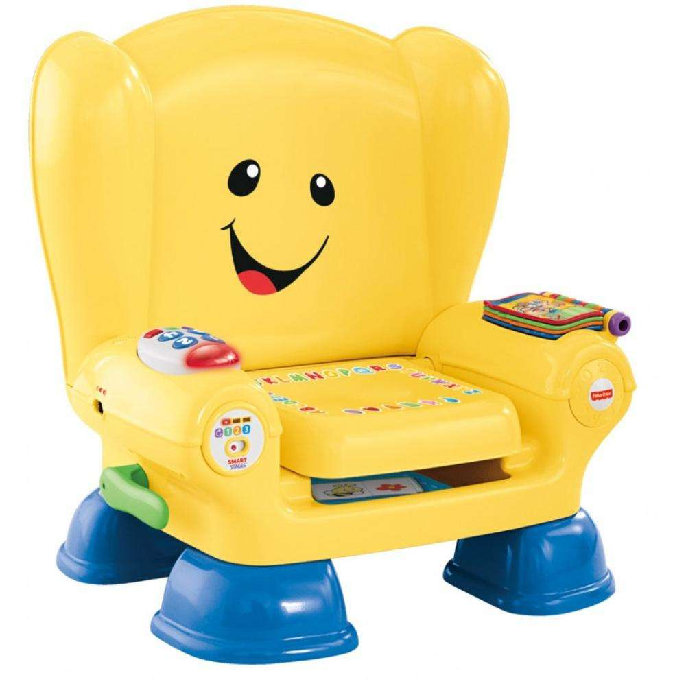 FisherPrice Laugh  Learn Smart Stages Chair  Walmartcom