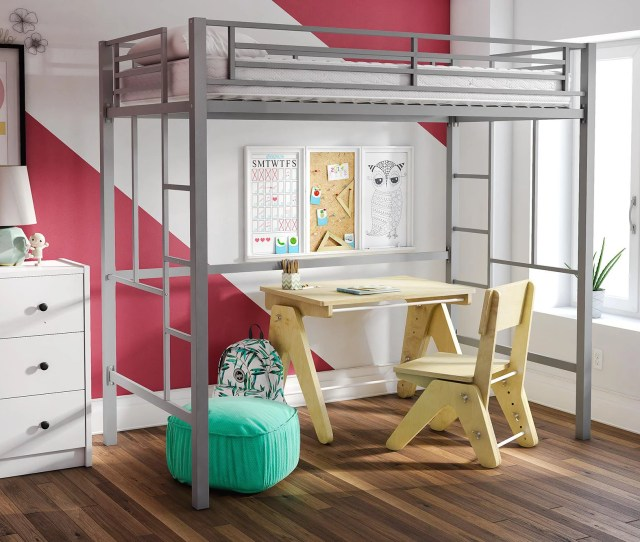 Your Zone Metal Loft Bed Assembly Instructions Home