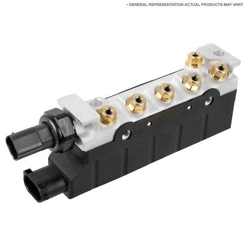 small resolution of oem air suspension valve block for mercedes e320 e350 e500 e55 e550 e63 cls500 walmart com