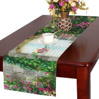 Spanish Table Linens - Table Design Ideas
