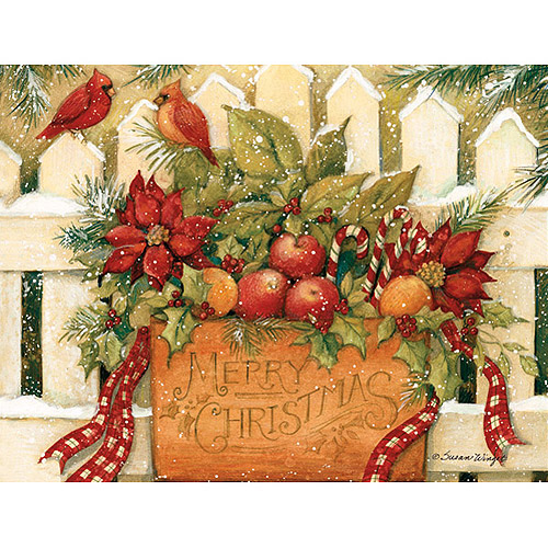 Lang Merry Christmas Welcome Boxed Christmas Cards