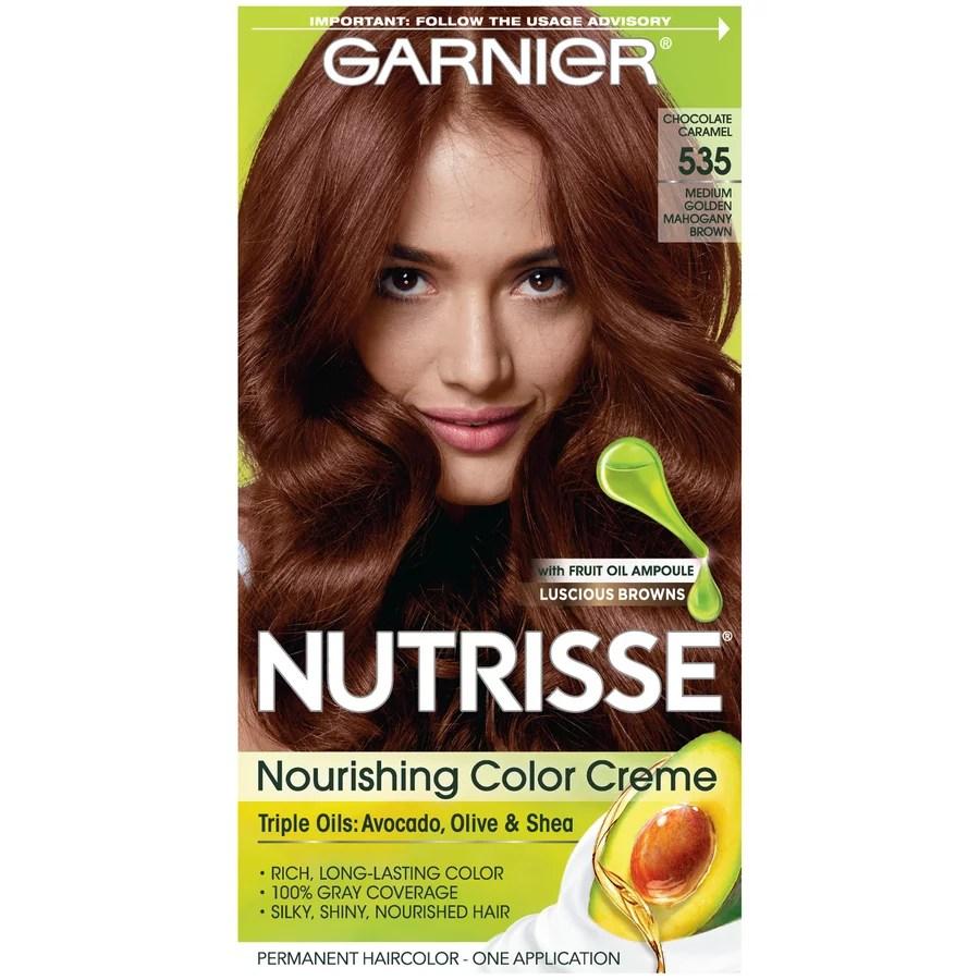 garnier nutrisse nourishing hair