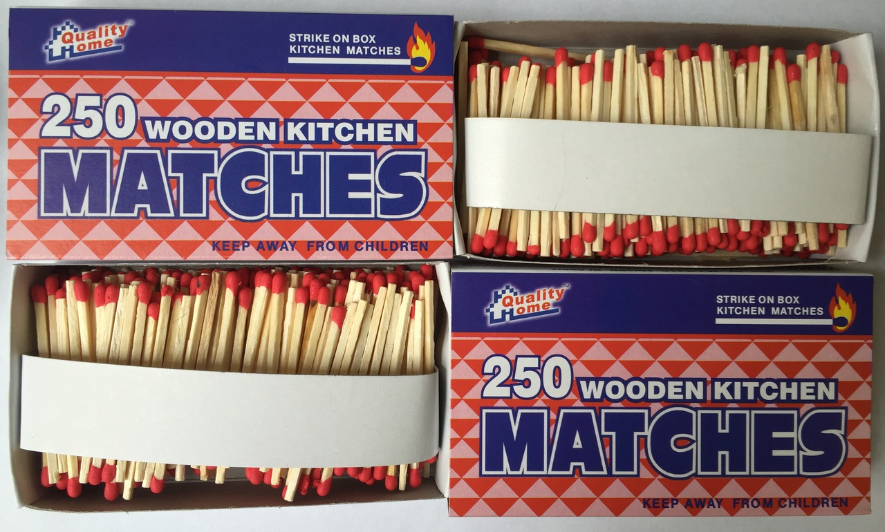 kitchen matches designs with islands quality home strike on box wooden pack of 1 000 free shipping