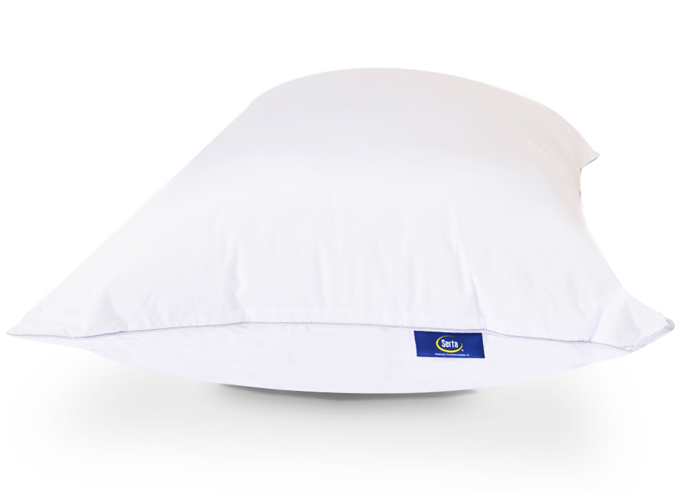 sertapedic down alternative pillow online