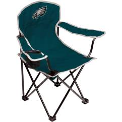 Philadelphia Eagles Chair Elmo Potty Gif Nfl Youth Size Tailgate From Coleman By Rawlings