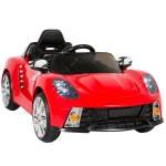 Best Choice Products 12v Kids Battery Powered Remote Control Electric Rc Ride On Car W Led Lights Mp3 Aux Red Walmart Com Walmart Com