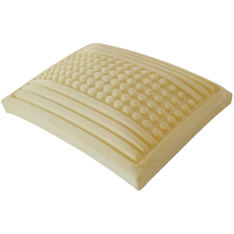 SleepBetter Perfect Zone Side Sleeper Memory Foam Pillow