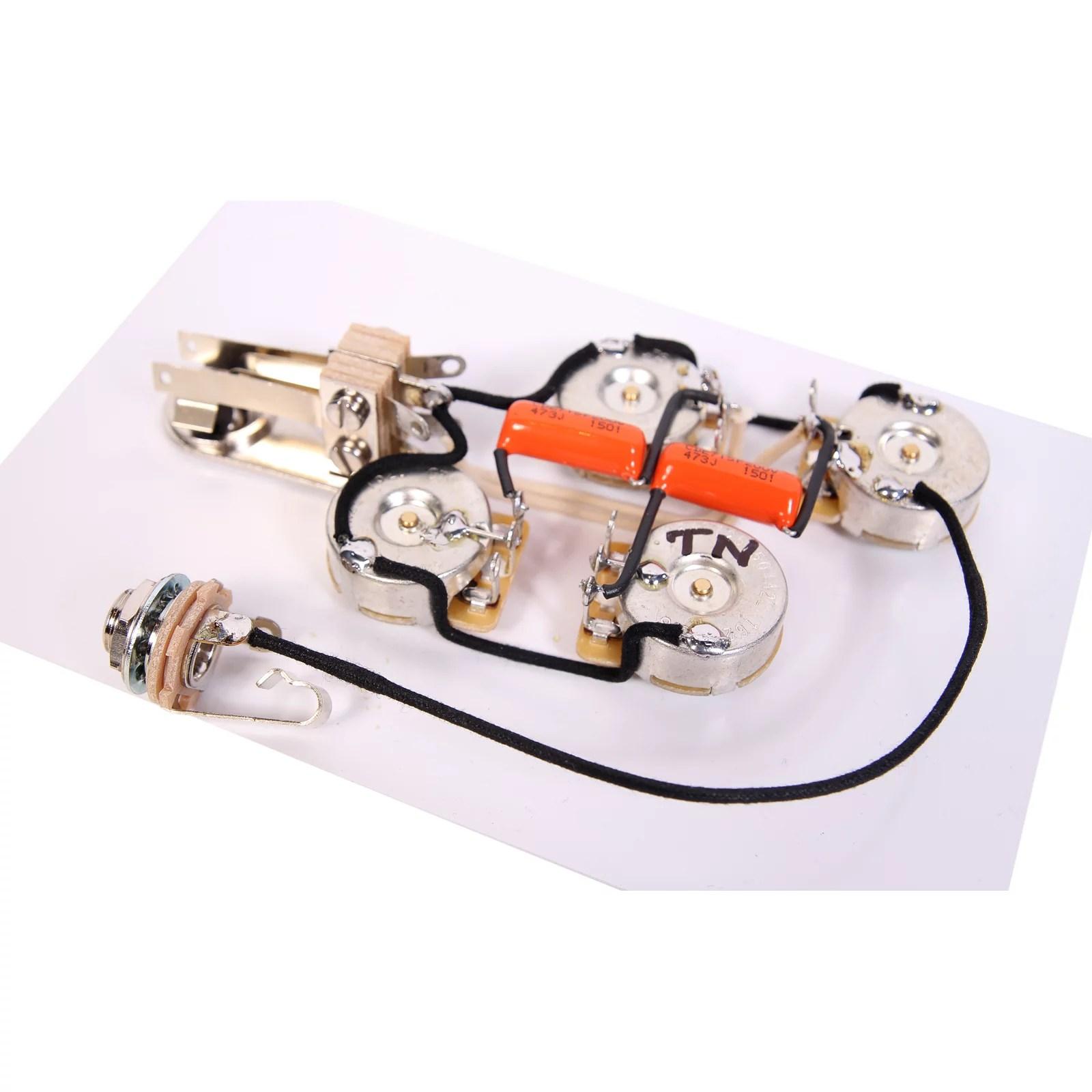 hight resolution of 920d custom shop wiring harness for rickenbacker 4000 series bass guitar walmart com
