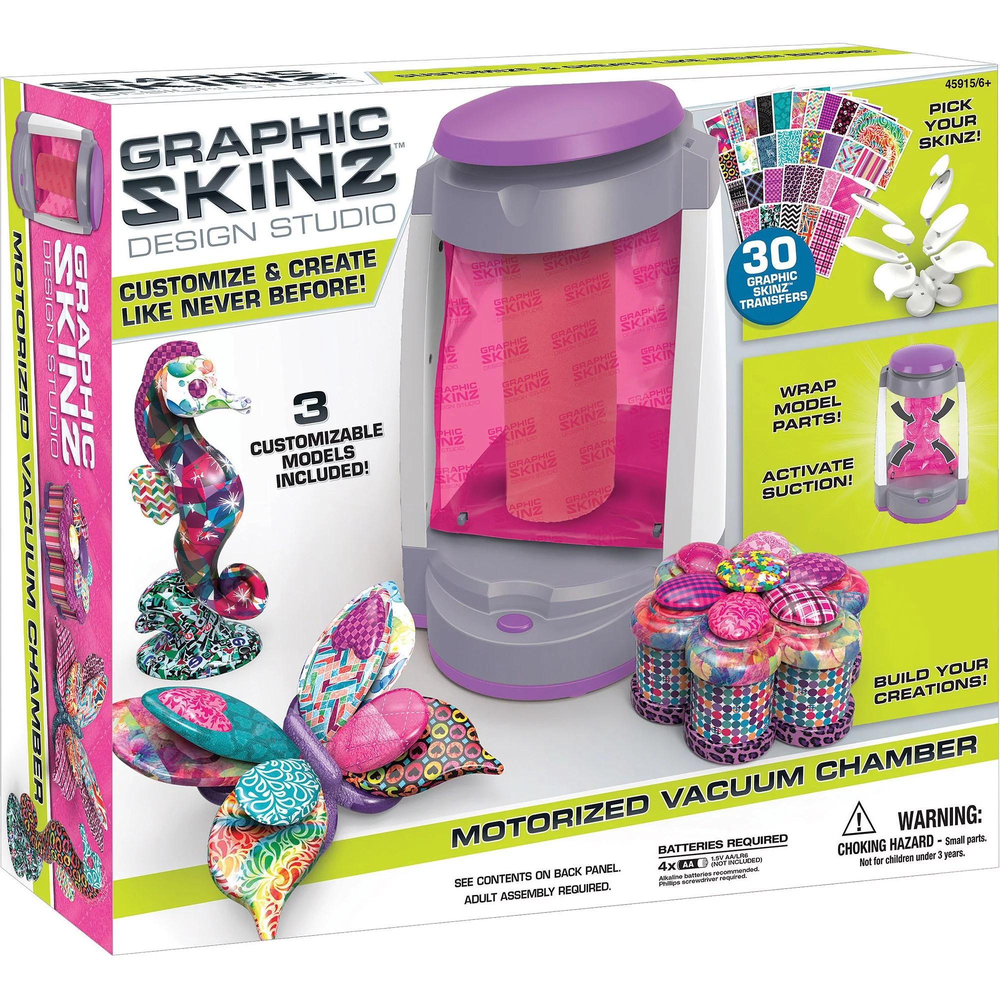Graphic Skinz Design Studio Girl Walmart