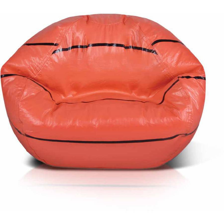 Sports Bean Bag Chair Basketball  Walmartcom