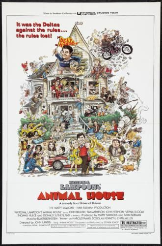 animal house movie poster 16 x24 poster medium art poster 16x24