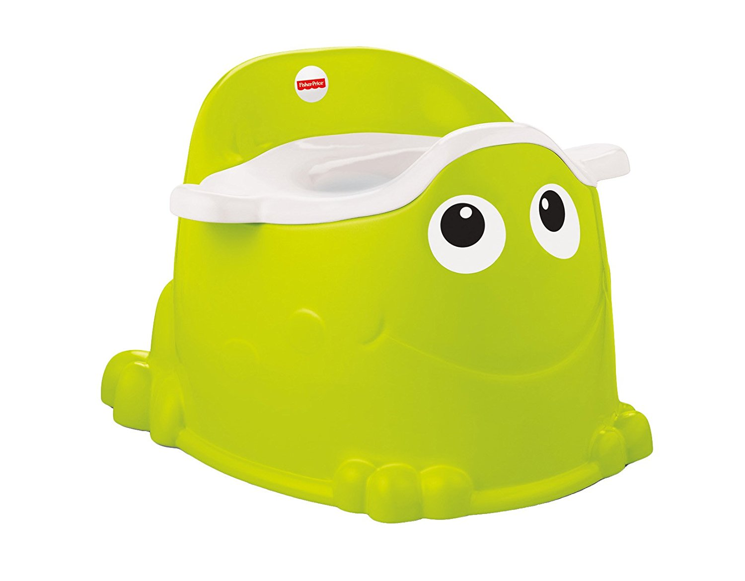 frog potty chair chairs for teenage rooms fisher price toilet training froggy friendly character makes more inviting by fisherprice ship from us walmart com