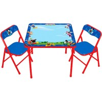 Disney Mickey Mouse ClubHouse Erasable Activity Table Set ...