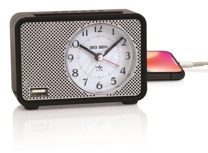 Ben Og Alarm Clock With Fast