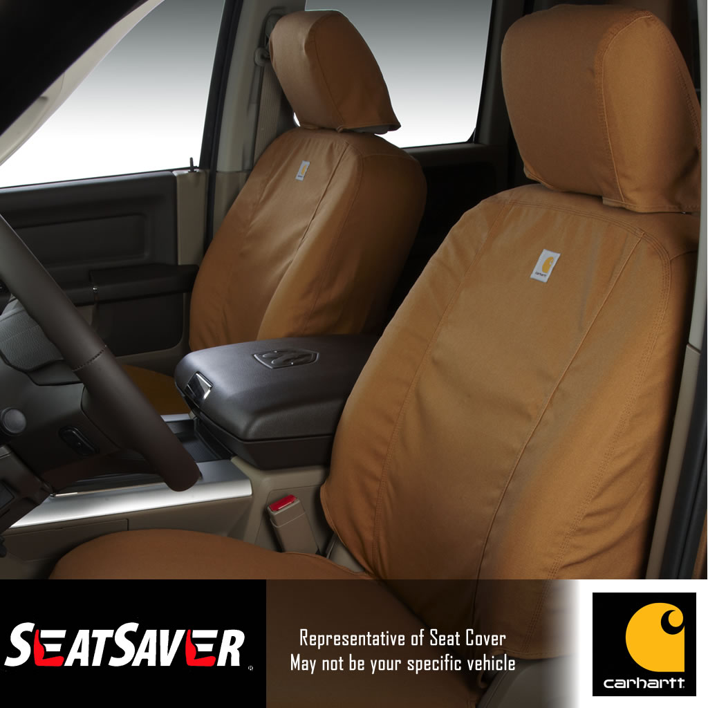 Carhartt Seat Coverssc2372cabn Fits Chevrolet Avalanche