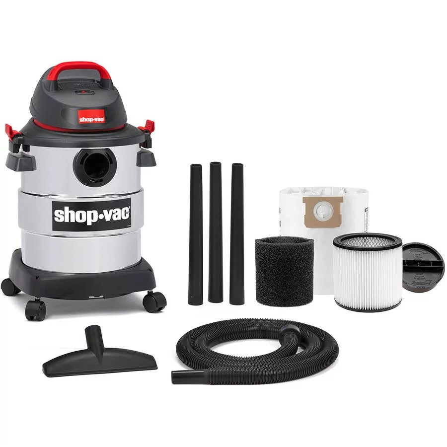 What Size Shop Vac Should I Buy