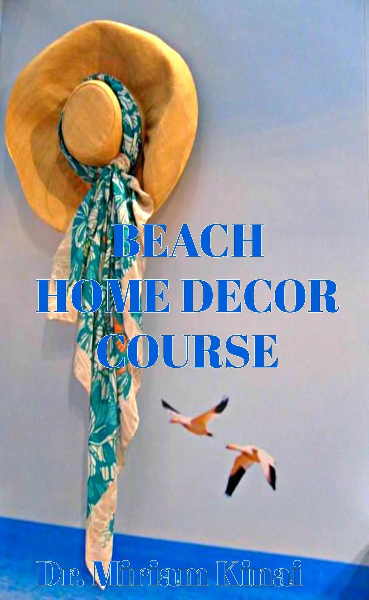 Beach Home Decor Course  eBook  Walmartcom