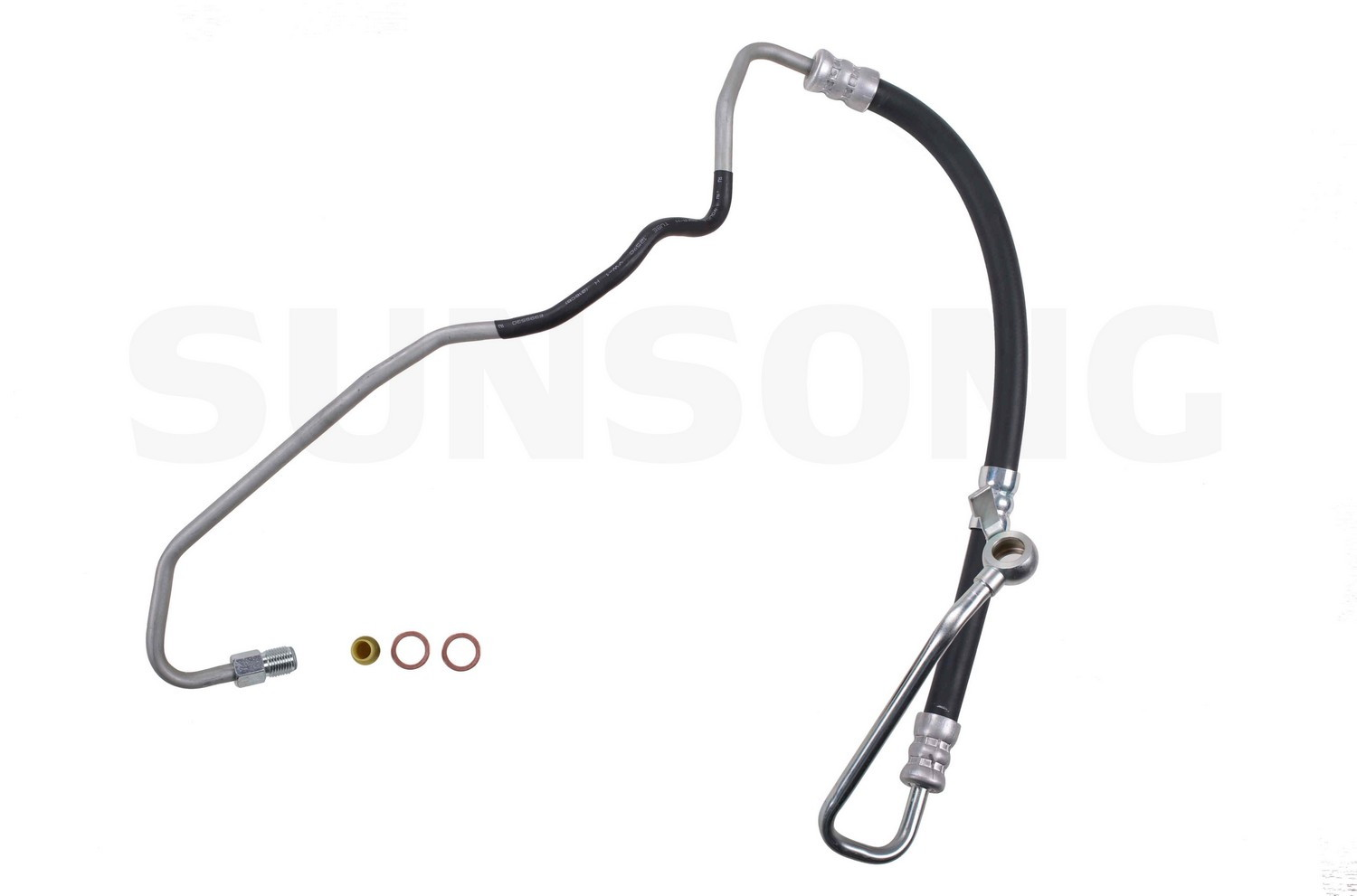 Power Steering Pressure Line Hose Assembly 3402586 for