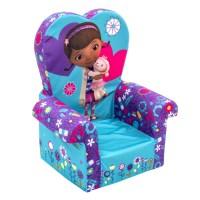 Marshmallow High Back Chair, Disney Doc McStuffins - Best ...