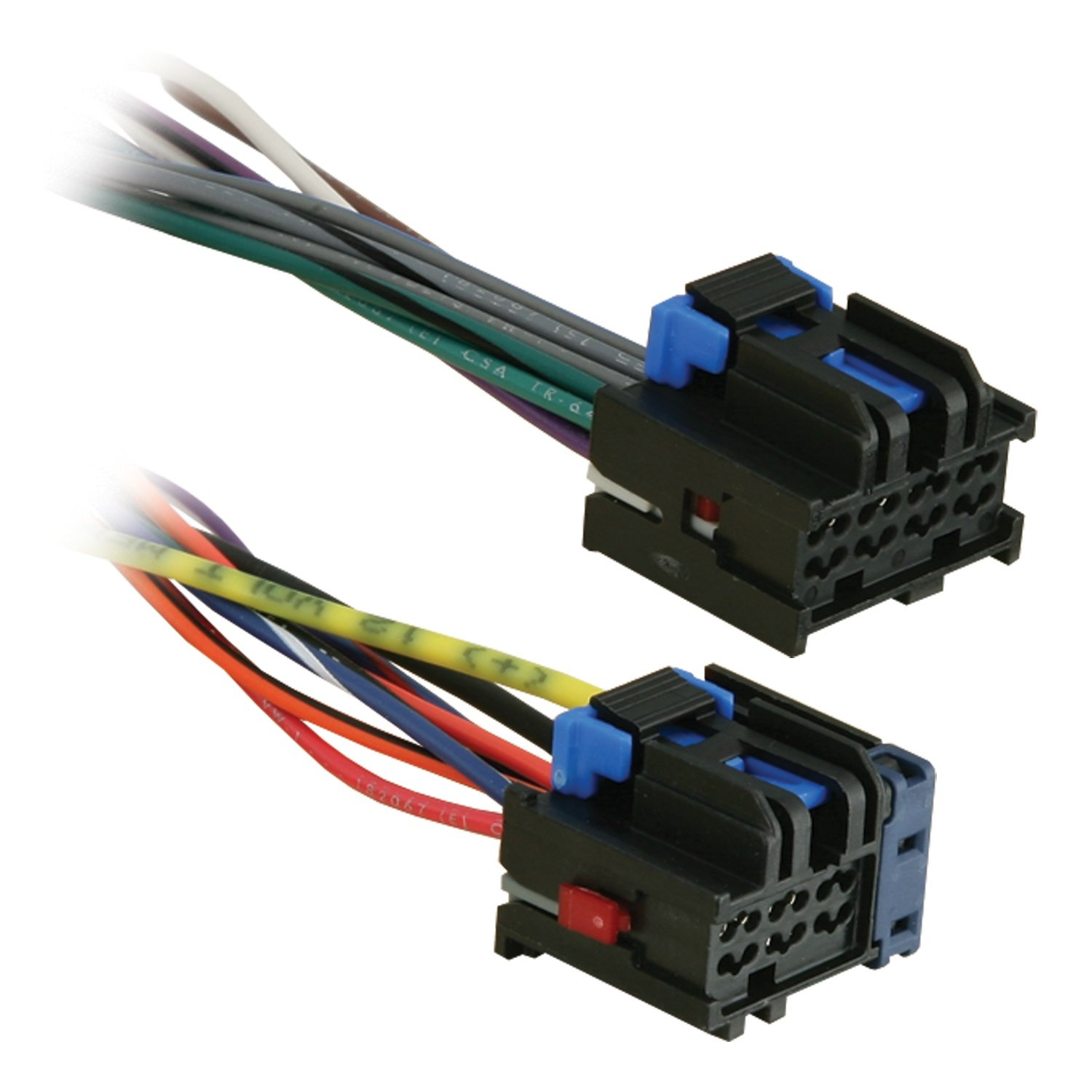small resolution of metra reverse wiring harness 71 7302 for select hyundai kia vehicles alpine stereo harness kia wiring harness