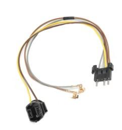 for left driver side mercedes benz e280 e55 amg w211 headlight wire harness repair kit 2003 2004 2005 2006 2007 2008 walmart com [ 1900 x 1900 Pixel ]