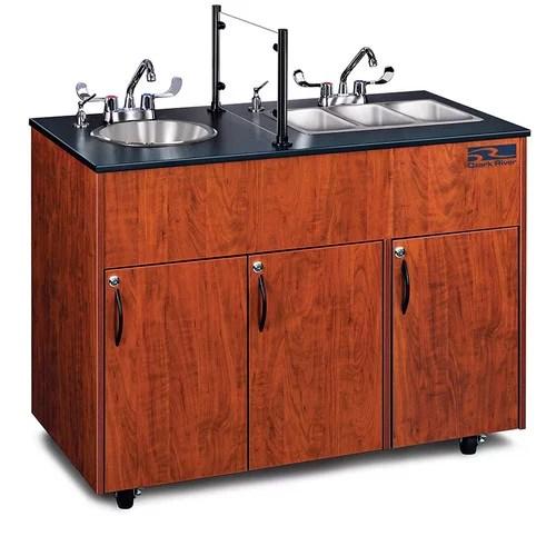 Ozark River Portable Sinks Advantage 48 x 24 Triple
