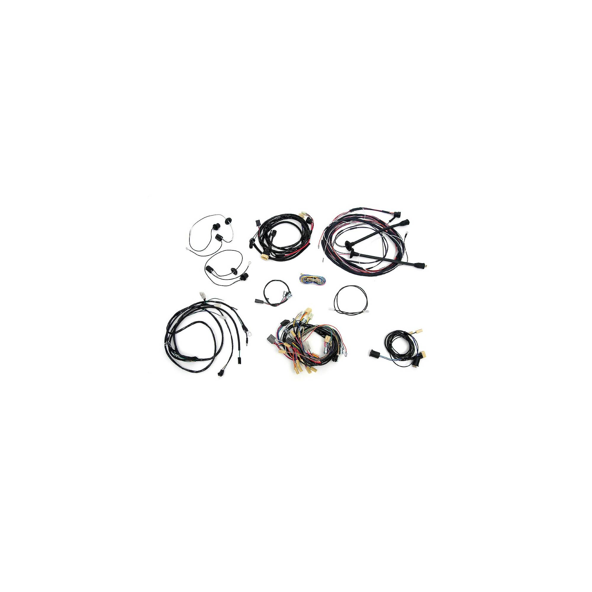 Eckler's Premier Products 57-177468 Chevy Wiring Harness