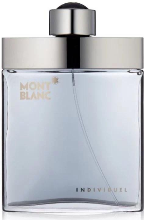 montblanc mont blanc individuel eau de toilette spray for men 2 5 oz walmart com