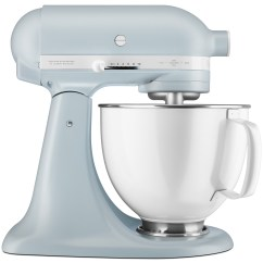 Kitchen Aid 5 Qt Mixer Cabinet For Kitchenaid Limited Edition 100 Year Heritage Artisan Series Quart Misty Blue Ksm180rpmb Walmart Com