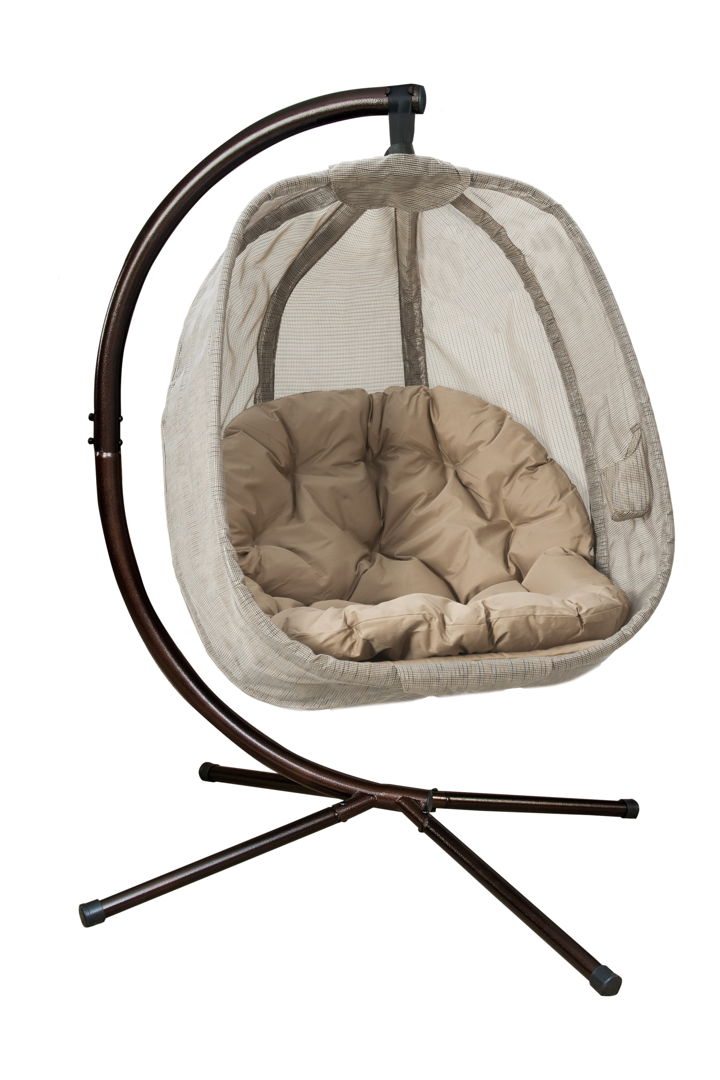 Affordable Egg Chair Flowerhouse Hanging Egg Chair Walmart