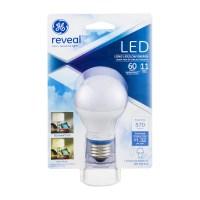 GE Reveal 60W LED Bulb, 1.0 CT - Walmart.com