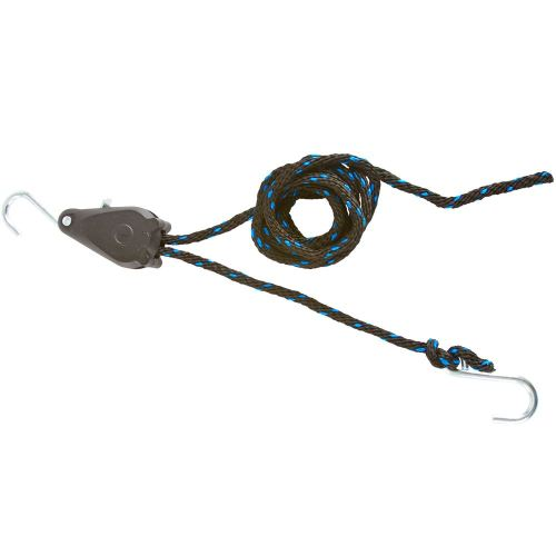 small resolution of long 3 8 rope lock tie down pulley ratchet walmart com