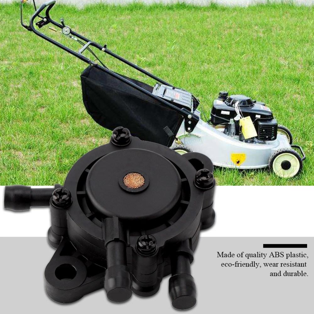 medium resolution of ejoyous professional lawn mower accessories fuel pump for rzt22 rzt50 rzt50vt with filter lawn mower pump lawn mower fuel pump walmart com