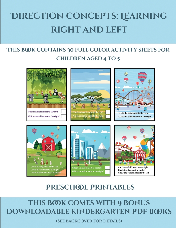 Preschool Printables Preschool Printables Direction