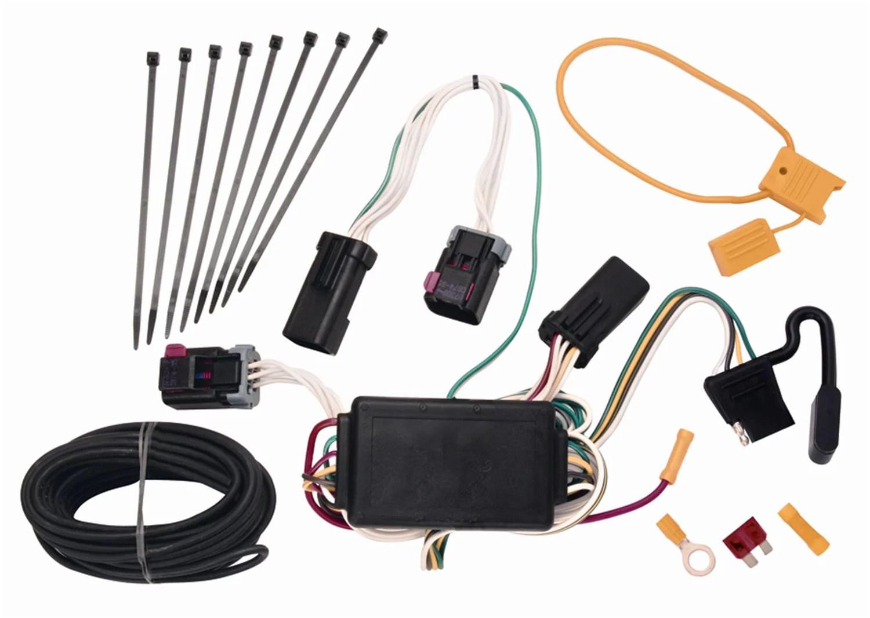 medium resolution of vehicle to trailer wiring connector 04 09 dodge durango 07 chrysler alternator wiring chrysler 200 speedometer