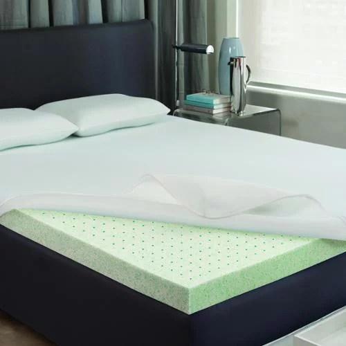 Dream Form Phase Change Gel 2-inch Memory Foam Mattress ...