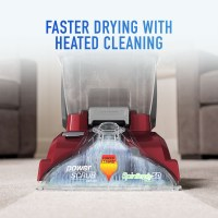 Hoover Power Scrub Carpet Washer Instructions | Review Home Co