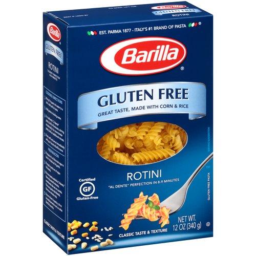 Barilla Gluten Free Rotini Pasta 12 oz Walmartcom