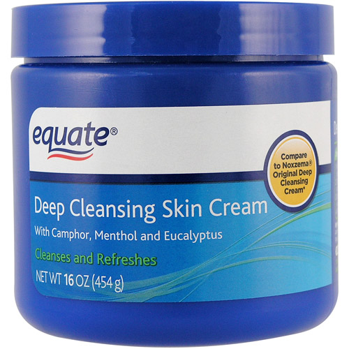 Equate Original Moisture Formula Deep Cleansing Skin Cream ...