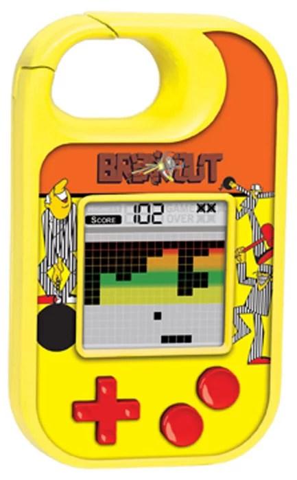 Atari Breakout Handheld Game Walmart
