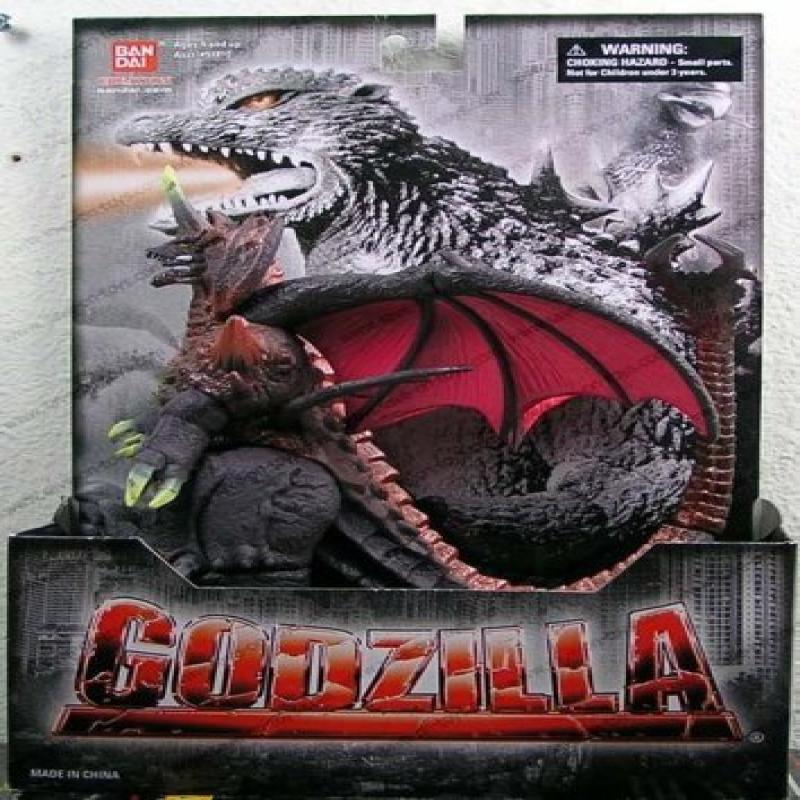 Godzilla Bandai 65 Inch Classic Figure Destroyah